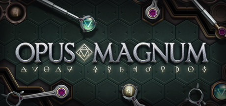 Picture of a game: Opus Magnum