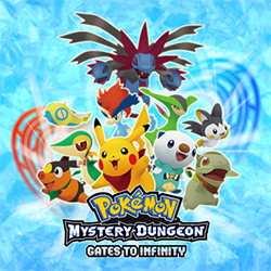 Picture of a game: Pokémon Mystery Dungeon: Gates To Infinity