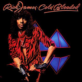 <i>Cold Blooded</i> (Rick James album) 1983 studio album by Rick James