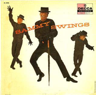 <i>Sammy Swings</i> 1957 studio album by Sammy Davis, Jr.