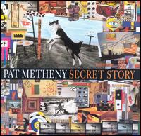 <i>Secret Story</i> (album) 1992 studio album by Pat Metheny