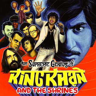 kink khan and the shrines