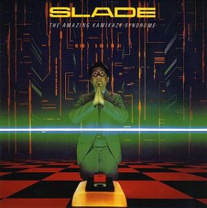 <i>The Amazing Kamikaze Syndrome</i> 1983 studio album by Slade