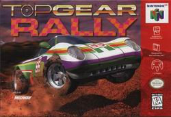 <i>Top Gear Rally</i> 1997 video game