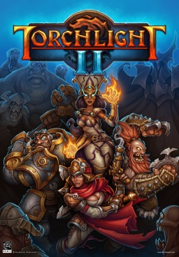 Picture of a game: Torchlight 2