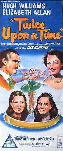 Twice Upon a Time (1953), poster.jpg
