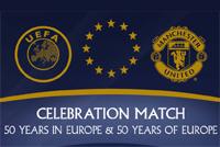UEFA Celebration Match Football match