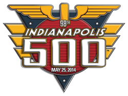 2014 Indianapolis 500 98th running of the Indianapolis 500 motor race