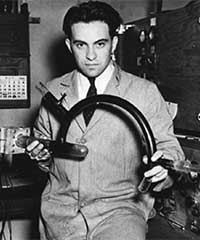 Alfred O. C. Nier American physicist