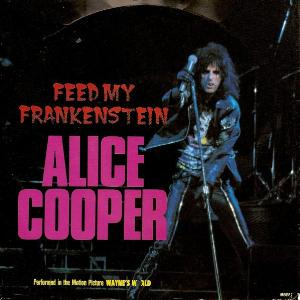 Alice Cooper - Feed My Frankenstein Lyrics | MetroLyrics