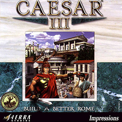 Picture of a game: Caesar III