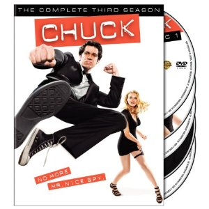 <i>Chuck</i> (season 3) season of television series