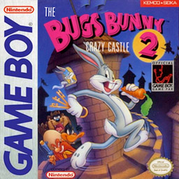 Bugs Bunny Crazy Castle - The Most Bizarre Game Boy ...