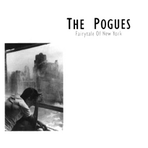 Cover for a version of The Pogues,