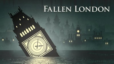 Picture of a game: Fallen London