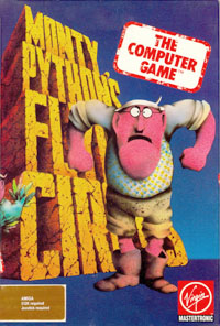 <i>Monty Pythons Flying Circus: The Computer Game</i> 1990 video game