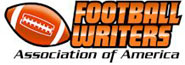 Football Writers Association of America logo