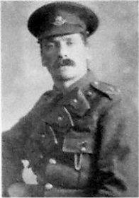 Frederick George Dancox Recipient of the Victoria Cross