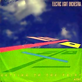 Getting to the Point 1986 song with lyrics by Jeff Lynne performed by Electric Light Orchestra