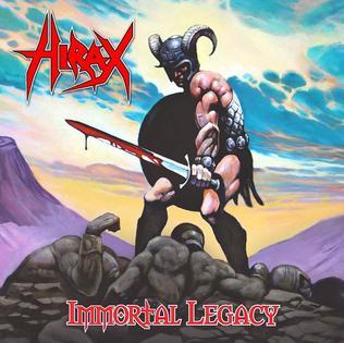 <i>Immortal Legacy</i> 2014 studio album by Hirax