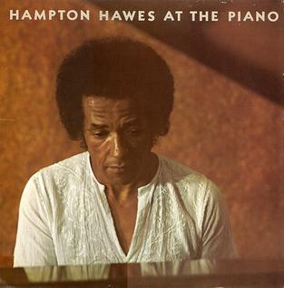 Hampton Hawes At The Piano Wikipedia