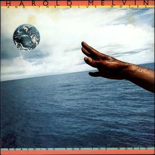 <i>Reaching for the World</i> 1977 studio album by Harold Melvin & the Blue Notes