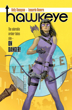 Hawkeye (Kate Bishop) - Wikipedia