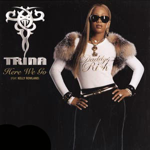 Trina featuring Kelly Rowland - Here We Go (studio acapella)