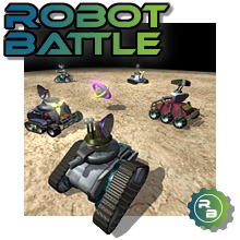 Robot Battle Logo.