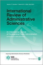 International Review Of Administrative Sciences Wikipedia