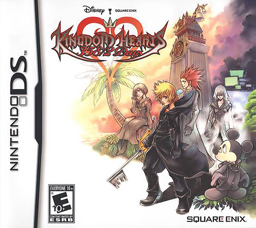 Kingdom Hearts 358/2 Days , NDS Roms Free Download