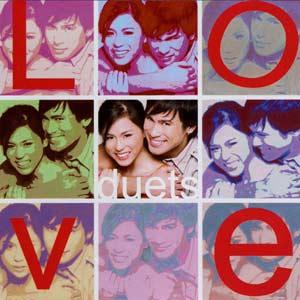 <i>Love Duets</i> (Toni Gonzaga and Sam Milby album) 2009 studio album by Toni Gonzaga and Sam Milby