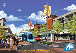 Metro Area Express (Perth)