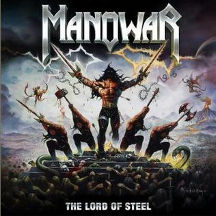 <i>The Lord of Steel</i> 2012 studio album by Manowar