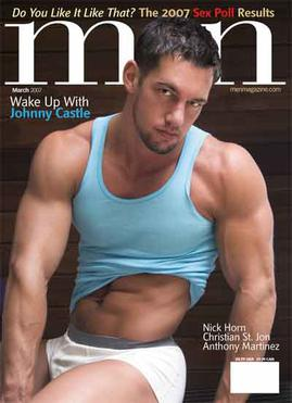 Adult male magazine