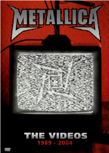 <i>The Videos 1989–2004</i> 2006 compilation video album by Metallica
