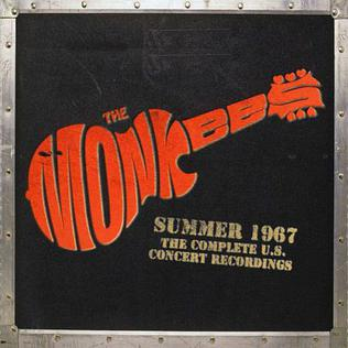 <i>Summer 1967: The Complete U.S. Concert Recordings</i> 2001 live album by The Monkees