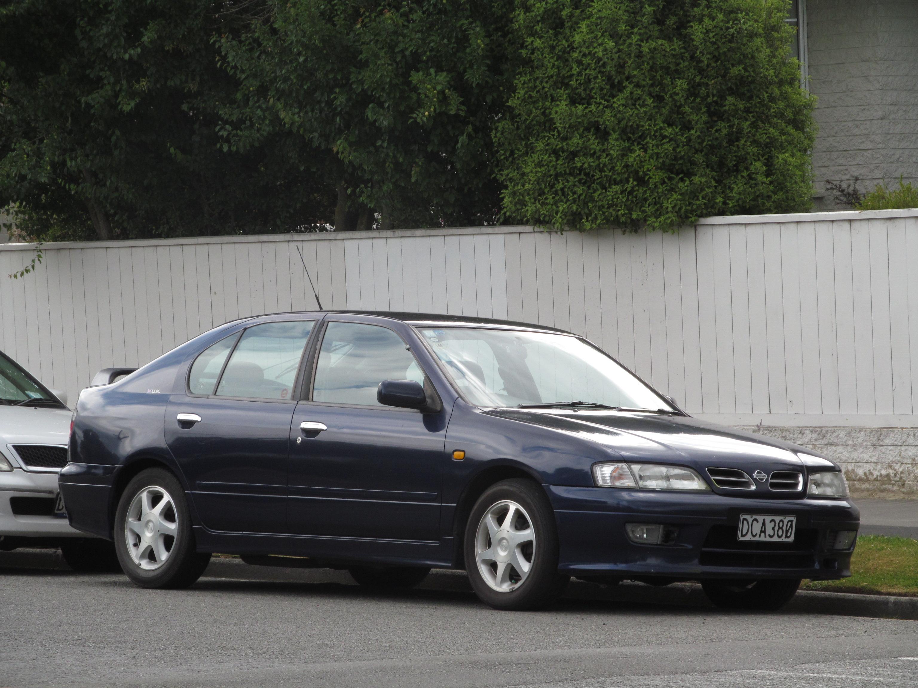 File:Nissan Primera UK GT (Japan, assembled in UK).jpg - Wikipedia