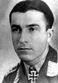 Otto Kittel German officer and fighter pilot during World War II