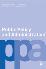 journal of public administration pdf