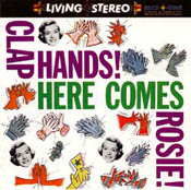 <i>Clap Hands! Here Comes Rosie!</i> album by Rosemary Clooney