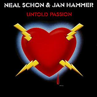 <i>Untold Passion</i> 1981 studio album by Schon & Hammer