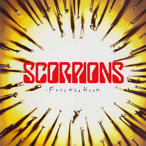 <i>Face the Heat</i> 1993 studio album by Scorpions