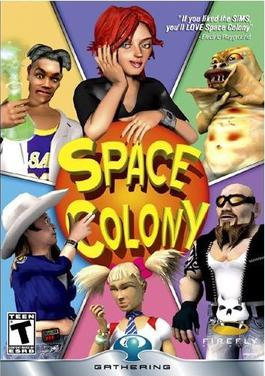 Picture of a game: Space Colony