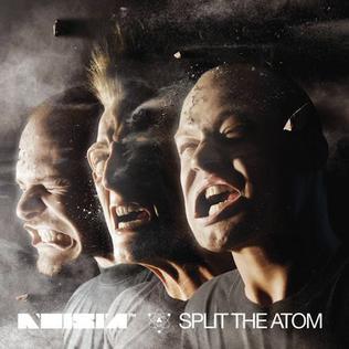 <i>Split the Atom</i> 2010 studio album by Noisia