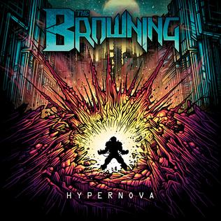 <i>Hypernova</i> (album) 2013 studio album by The Browning