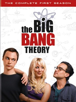 The Big Bang Theory Temporada 1  1080p Dual Latino-Ingles