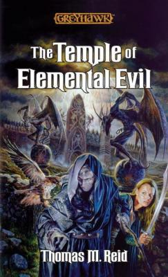 the temple of elemental evil novel wikipedia