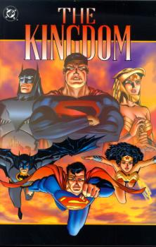 Image result for the kingdom dc comics
