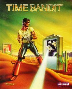 <i>Time Bandit</i> 1983 video game